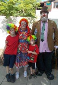 Simply A. Clown
