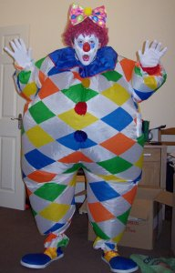 Wobble the Clown