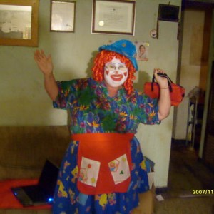 Nance The Clown (Willace's mom)